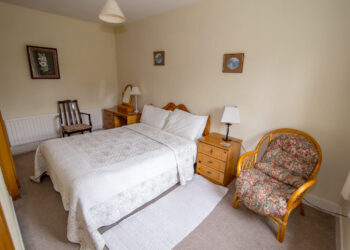 Double Bedroom O Brien's Self Catering kinnitty