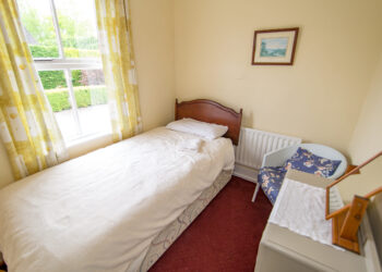 Single Bedroom O Brien's Self Catering Kinnitty