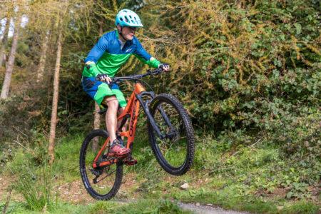 Slieve Bloom Mountain Biking Trails Baunreagh