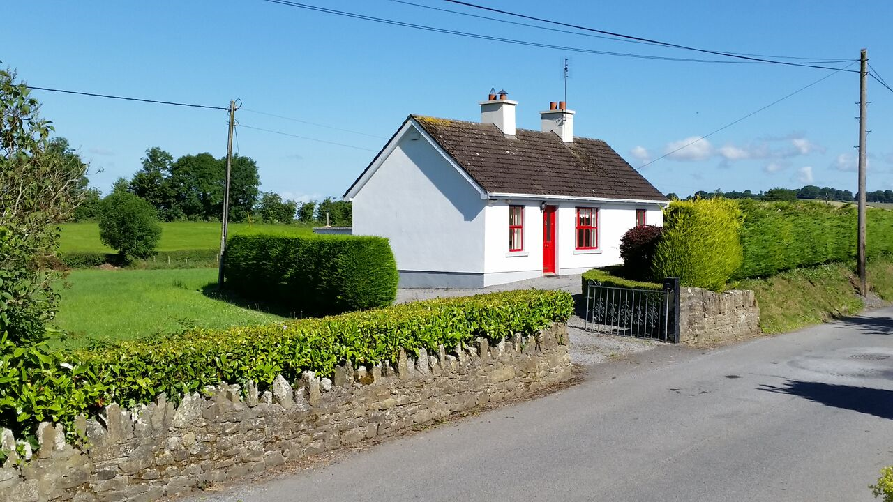 Exterior O Brien's Holiday Cottage Kinnitty